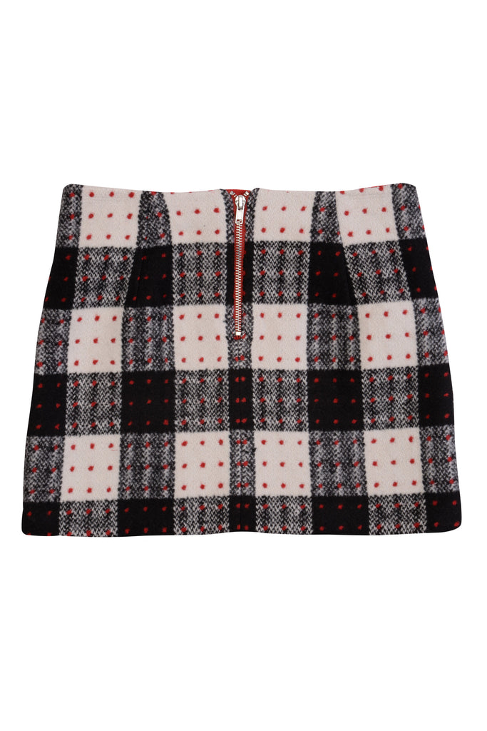 Biscotti School Of Rock Plaid Skirt