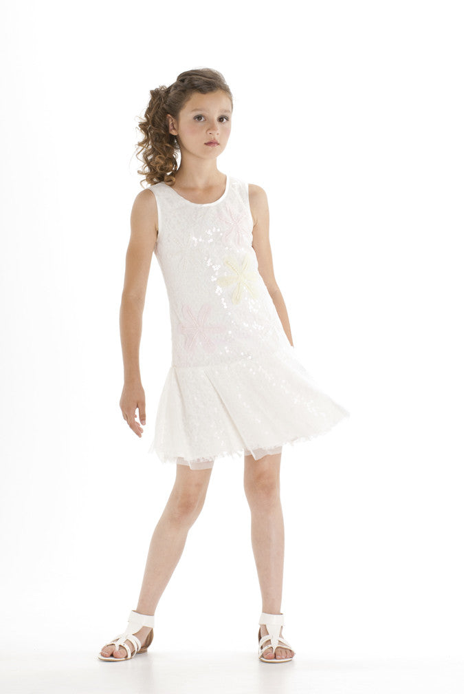 Biscotti Chic Confection Dress