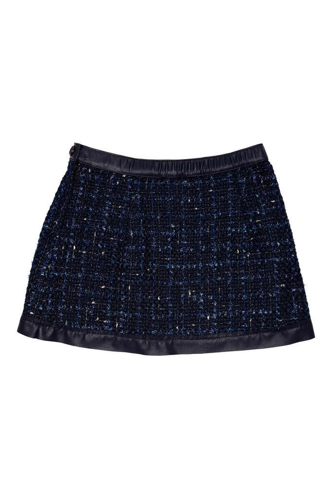 Biscotti Luxe Life Boucle Skirt