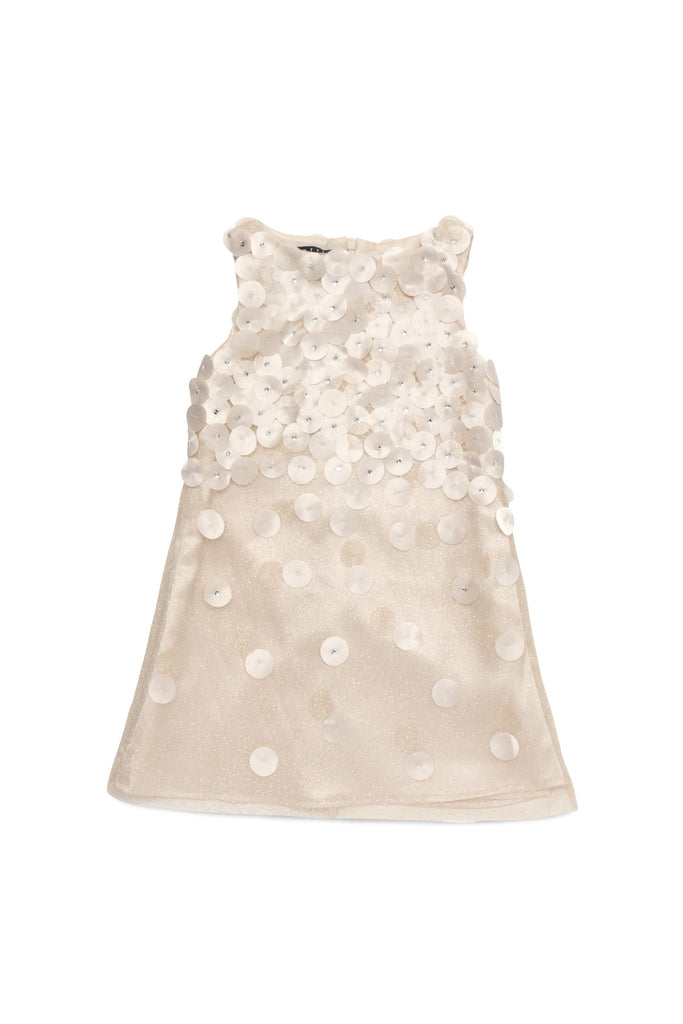 Biscotti Girls 2-6X Falling For Dots Sleeveless Dress