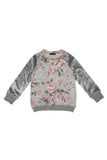 Kate Mack Rose Crush Sweatshirt
