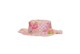 Kate Mack  Gingham Garland Hat
