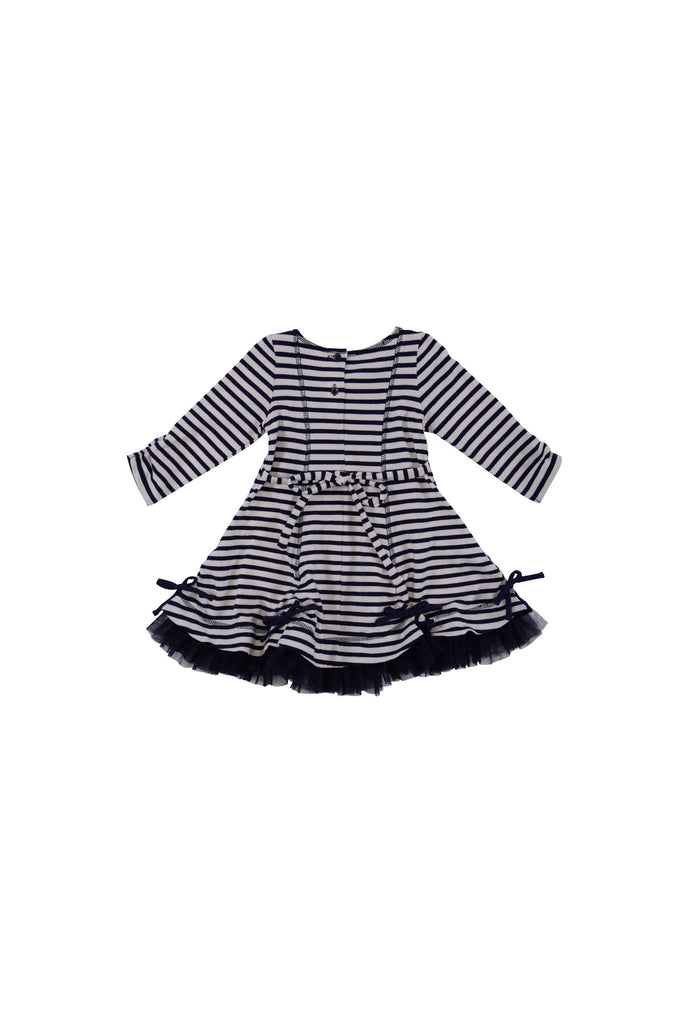 Kate Mack Stripes Ahoy Dress