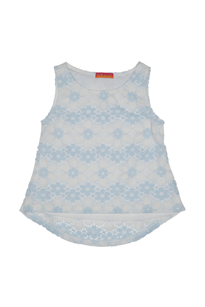 Kate Mack Dainty Daisies Top