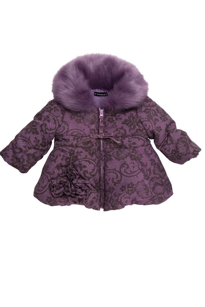 Kate Mack Polyfill Jacket in Lavender