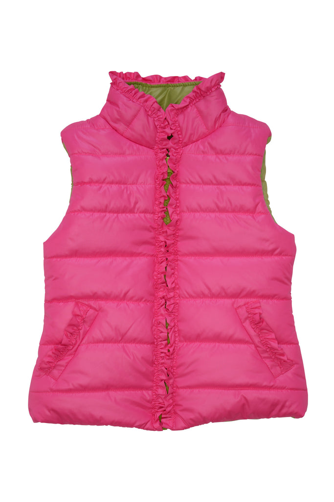 Kate Mack Outerwear Essentials Polyfill Vest