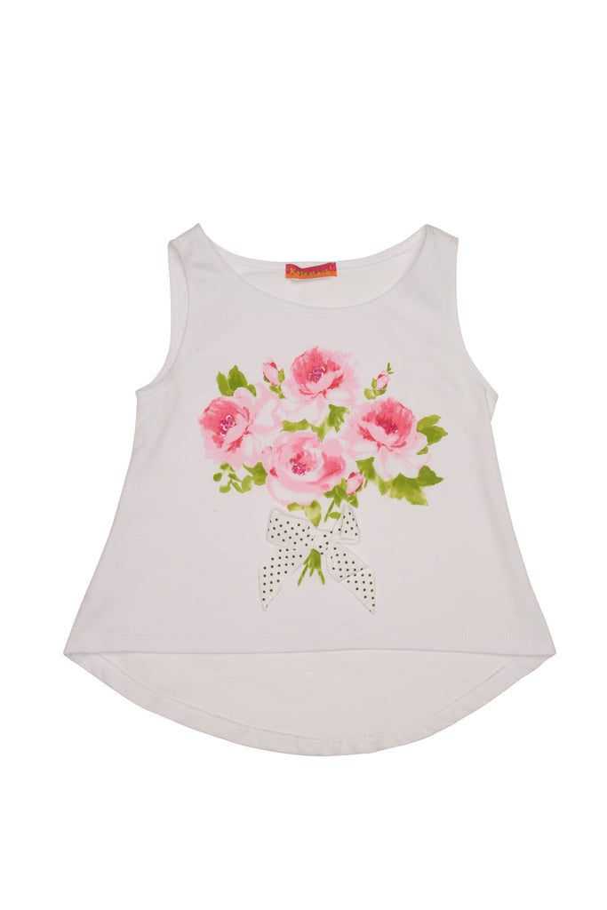 Kate Mack La Bella Rosa Tee