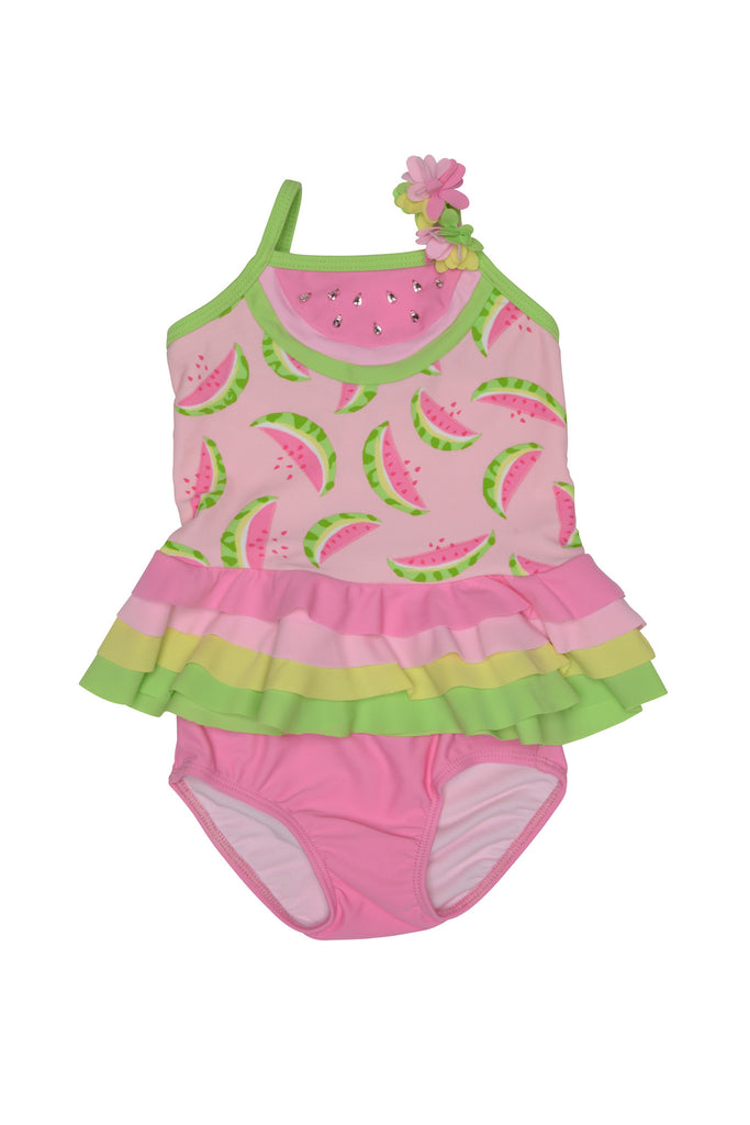 Kate Mack Wild Watermelon 2-Piece Swimsuit