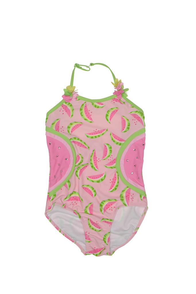 Kate Mack  Wild Watermelon Swim 1 Pc