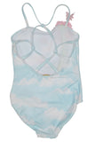 Kate Mack Butterfly Sky 1-Piece Swimsuit