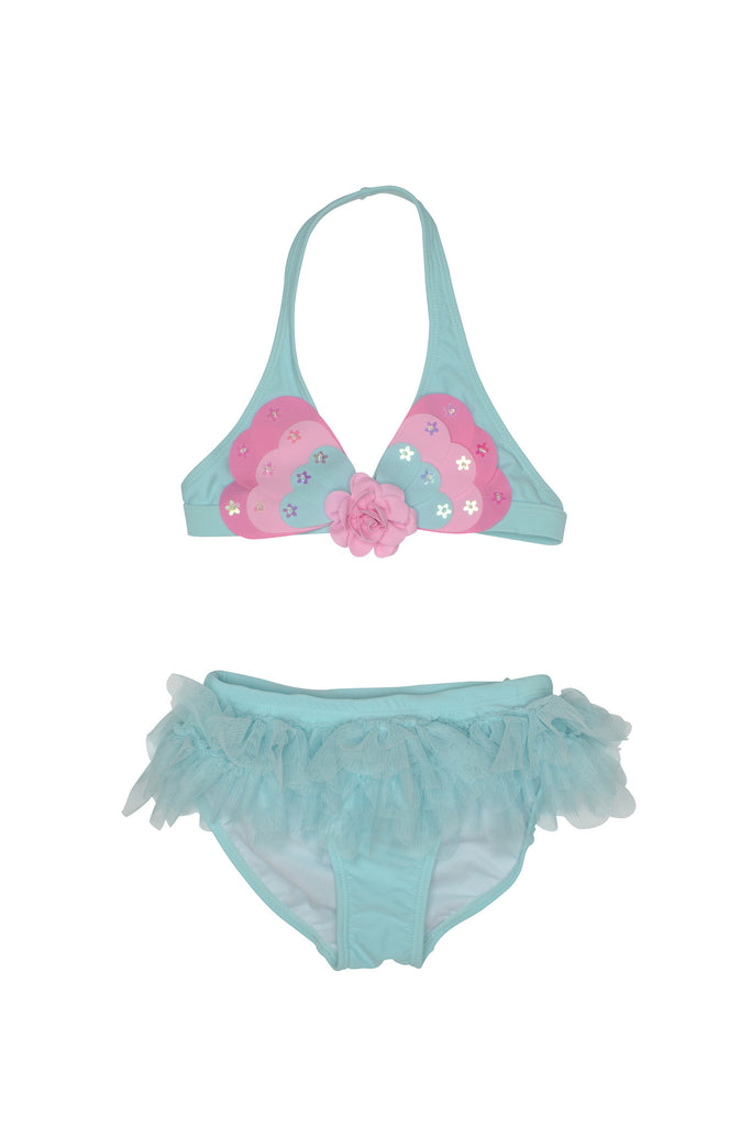 Kate Mack Butterfly Wishes 2-Piece Swimsuit