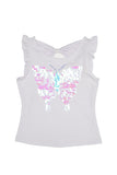 Kate Mack Butterfly Wishes Tee