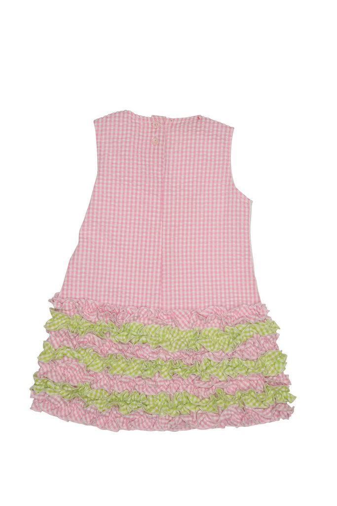Kate Mack Garden Sweets Dress - Pink