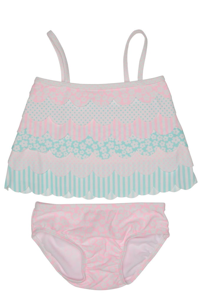 Kate Mack Petal Parfait Swim Tankini