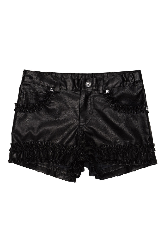 Kate Mack  Wild Princess Pleather Short