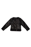 Kate Mack  Wild Princess Pleather Jacket