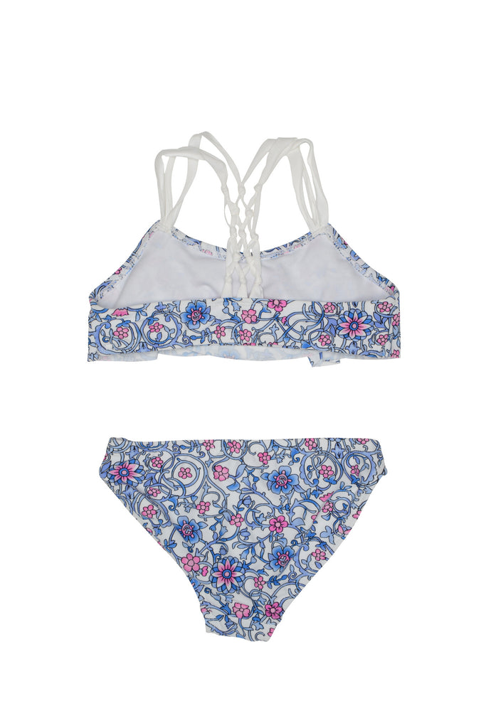 Kate Mack Boho Blues 2-Piece Swimsuit