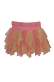 Kate Mack Tahitian Sunset Skirt in Coral