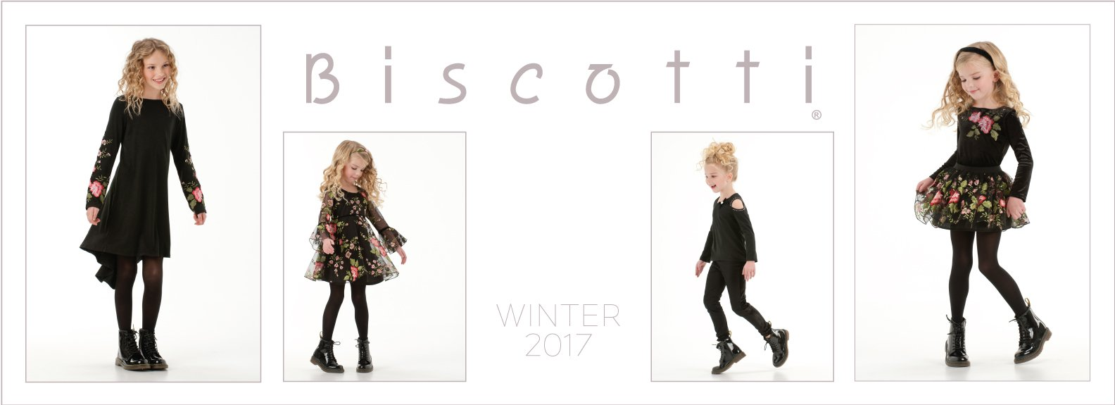 Click Here for Biscotti fashions...
