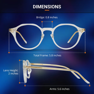 Blue Light Glasses For Adults