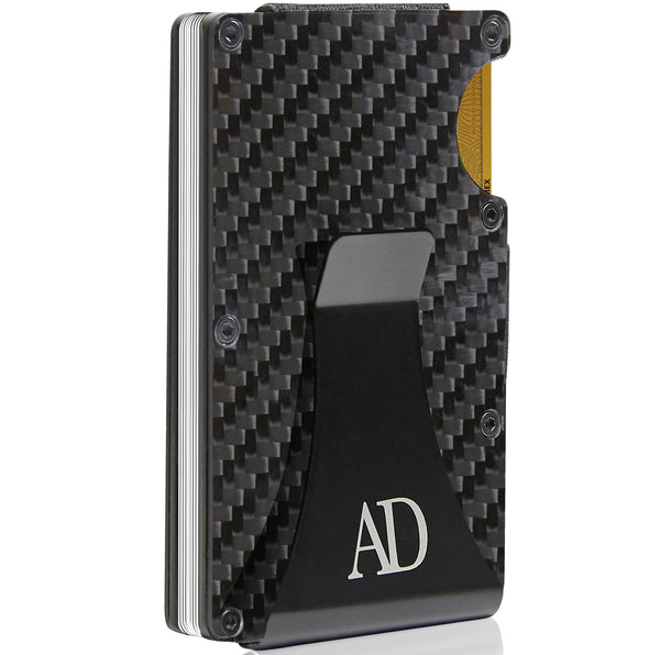 Carbon Fiber Card Case Money Clip | Access Accessories