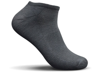 Low Cut Basic Socks For Men And Women Black | Access Accessories