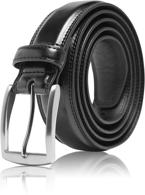 Genuine Leather Belt For Men Black | Access Denied