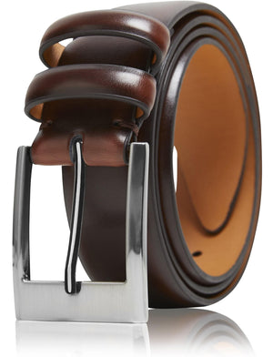 Genuine Leather Belt Cognac | Access Accessories