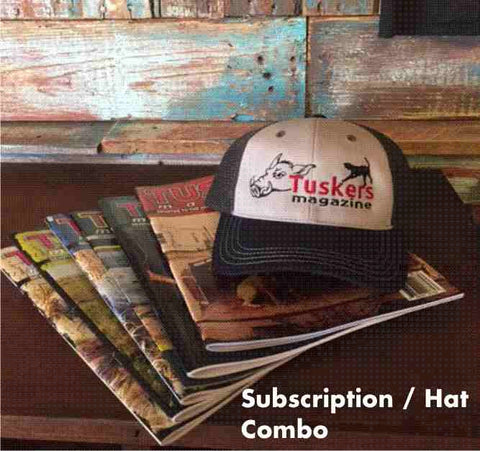 1 Year Subscription / Hat Combo