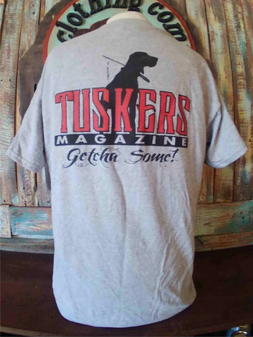 Grey Team Tuskers Tee