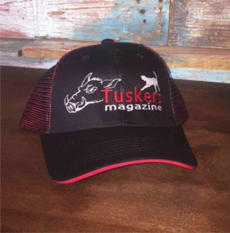 Tuskers Red Cap