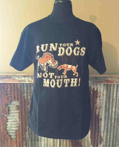 Run you Dogs Tee