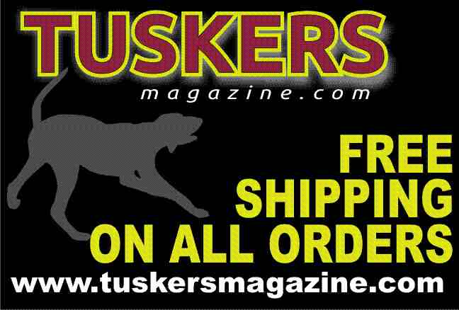 Worming Dogs – Tuskers Magazine