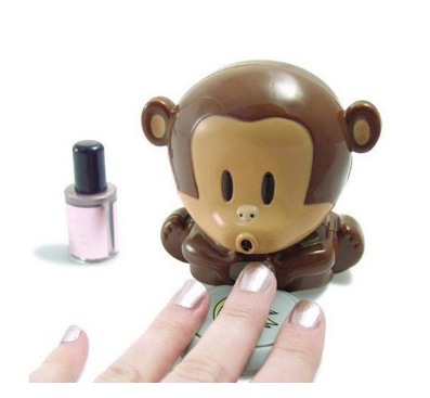 Cute Monkey Manicure Dryer