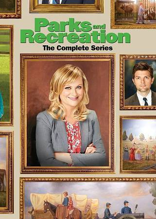 Parks and Recreation The Complete Series Seasons 1-7 DVD 2017 Brand New Sealed - FaveShop