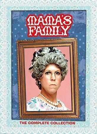 Mama's Mamas Family The Complete Series DVD 2014 24-Discs Set Season 1-6 New - FaveShop