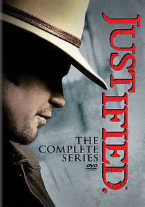 Justified: Seasons 1-6 1 2 3 4 5 6 DVD 2015 Brand New - FaveShop