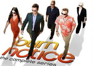 Burn Notice The Complete Series Seasons 1-7 DVD Box Set 2013 Brand New Sealed - FaveShop