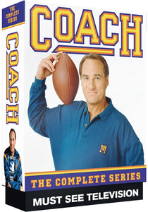 Coach: The Complete Series Seasons 1-6 1 2 3 4 5 6 DVD 09/12/2017 Brand New Comedy - FaveShop