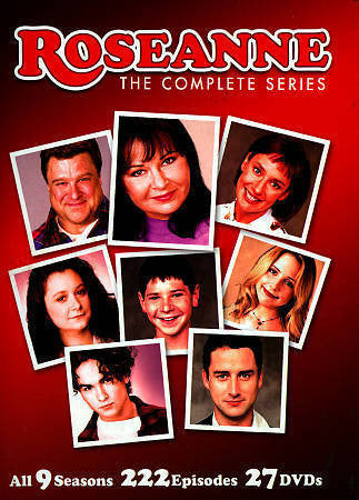 Roseanne: The Complete Series Box Set Brand New DVD 2013 - FaveShop