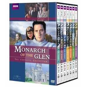 MONARCH OF THE GLEN: The Complete Collection 18-Disc Set DVD 2010 Brand New - FaveShop