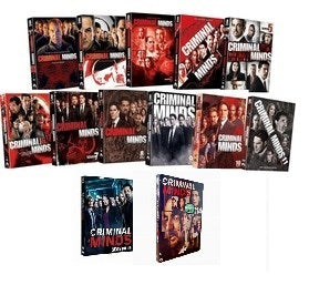 Criminal Minds: The Complete Series Seasons 1-13 DVD Brand New Sealed