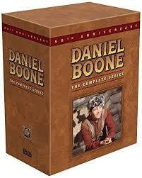 Daniel Boone: The Complete Series 36-Disc Set DVD 2014 Box Set Brand New - FaveShop