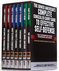 The Armed American's Complete Concealed Carry Guide To Effective Self-Defense DVD - FaveShop
