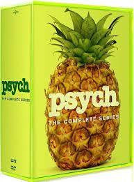 Psych: The Complete Series Seasons 1-8 DVD 31-Disc Box Set 2014 Brand New - FaveShop