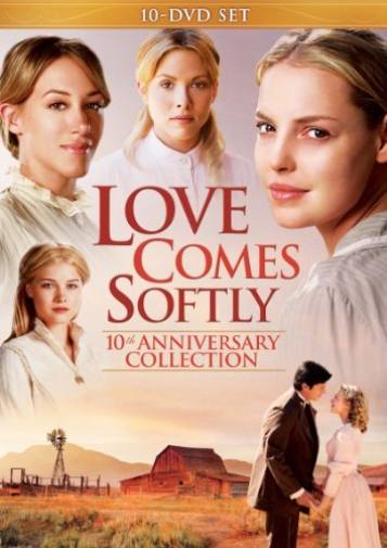 Love Comes Softly Complete TV Anniversary Collection Series 10-Disc Set DVD 2012 New Drama - FaveShop