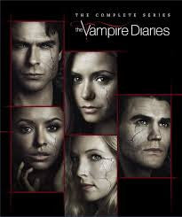 The Vampire Diaries: The Complete Series 1-8 1 2 3 4 5 6 7 8 39-Disc Set DVD Brand New - FaveShop