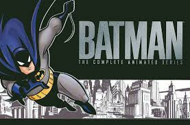 The Batman: Complete Animated Series DVD 17-Disc Set 2008 Box Set New & Sealed - FaveShop