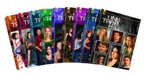 One Tree Hill: The Complete Series Seasons 1-9 1 2 3 4 5 6 7 8 9 DVD 2012 New - FaveShop