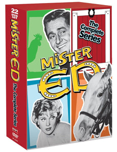 Mister Ed The Complete Series Collection Seasons 1-6 22-Disc Set DVD New - FaveShop
